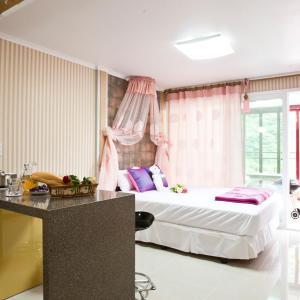 酒店图片: Boda Sky Pension, 蔚山市