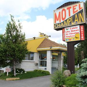 Hotel Pictures: Motel Champlain, Brossard