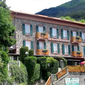Hotel Pictures: La Bonne Auberge, Saint-Martin-Vésubie