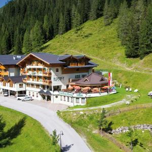 ホテル写真: Hotel Alpenhof Superior, ツァウヘンゼー