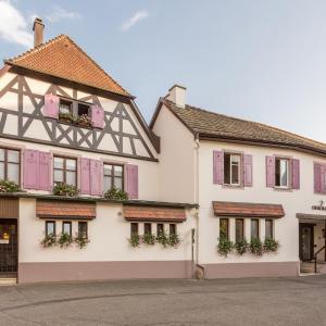 Hotel Pictures: Logis du Cheval Blanc, Westhalten