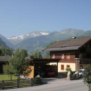 Hotellikuvia: Chalet Ulla, Uttendorf