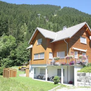 酒店图片: Loretz, Sankt Gallenkirch