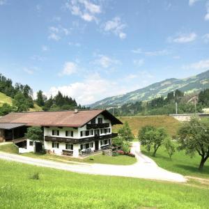 Hotellikuvia: Holiday home Getznerhof 1, Westendorf