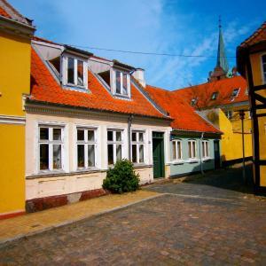 Hotel Pictures: Hotel Skandinavien Apartment, Rudkøbing