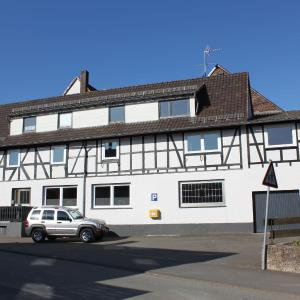 Hotel Pictures: Holiday home Haus Zum Diemelsee 1, Stormbruch