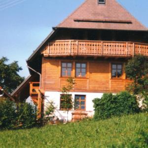 Hotelbilleder: Am Kleintierhof, Elzach