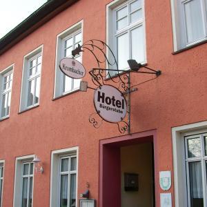 Hotelbilleder: Hotel Bürgerstube, Hitzacker