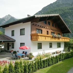 Φωτογραφίες: Chalet Selbstversorgerhaus Lumper 2, Holzgau