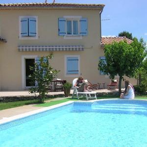 Hotel Pictures: Villa Les Deux, Anduze
