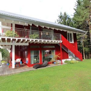 Fotografie hotelů: Ferienhaus Petzen, Feistritz ob Bleiburg