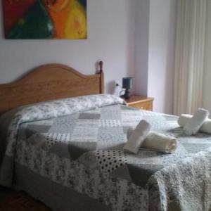 Hotel Pictures: Pensión Residencia Barcelona, Palas de Rei