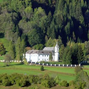 酒店图片: Bergklösterle Noviziat, Gnesau Sonnleiten