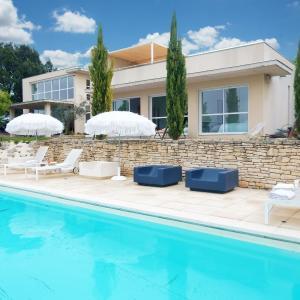 Hotel Pictures: L Architecture D Anne, Montclus