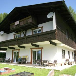 ホテル写真: Holiday home Almhaus Florian, Treffen