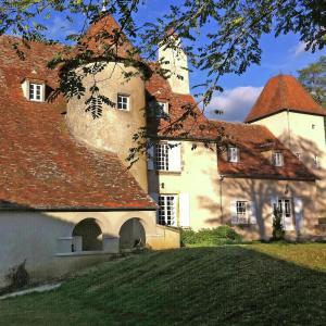 Hotel Pictures: Un Château En Bordure De Rivière, Le Veurdre
