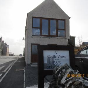 Hotel Pictures: A1 Castleviews Keiss Bed & Breakfast, Keiss