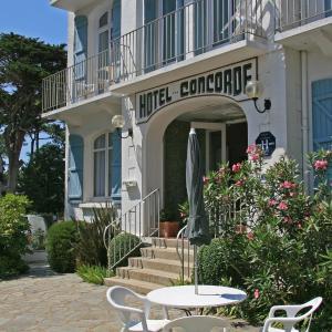 Hotel Pictures: Hôtel La Concorde, La Baule