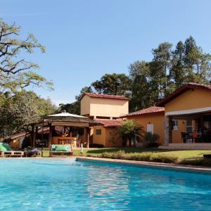 Hotel Pictures: Hospedagem Fazenda Nova América, Brotas