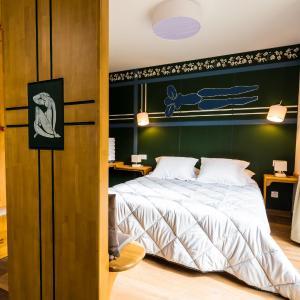 Hotel Pictures: chambre le Pommier, Lens