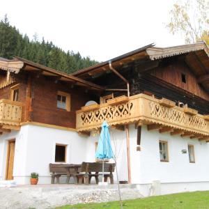 酒店图片: Bauernhütte Niedermaisgut, 圣马丁安提奈各布里奇