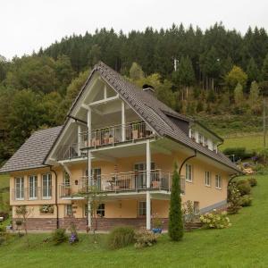 Hotelbilleder: Im Wolftal, Oberwolfach