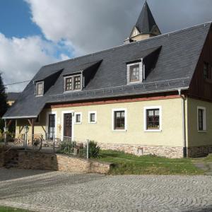 Hotelbilleder: Apartment Ferienhof Im Vogtland 2, Schoneck