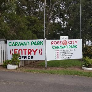 Fotos do Hotel: Rose City Caravan Park, Warwick