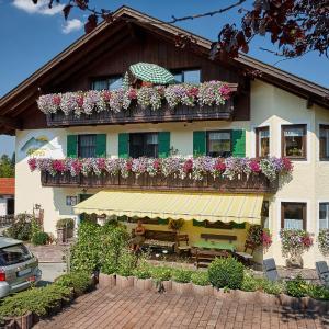 Hotelbilleder: Gästehaus Alpina, Bad Kohlgrub