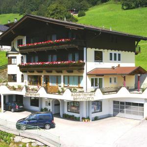 Hotellikuvia: Appartementhaus Sennhüttn, Finkenberg