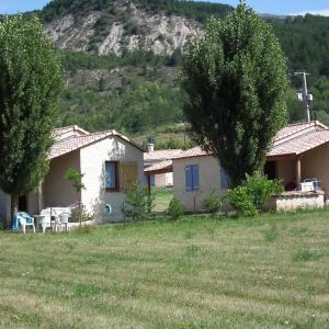 Hotel Pictures: Camping des Gorges de La Méouge, Barret-sur-Meouge