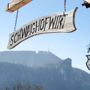 Hotelbilleder: Hotel Berggasthof Schwaighofwirt, Eugendorf