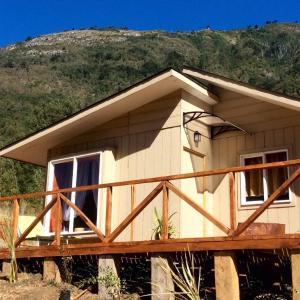 Фотографии отеля: Cabanas Donde el gringo, Melipeuco