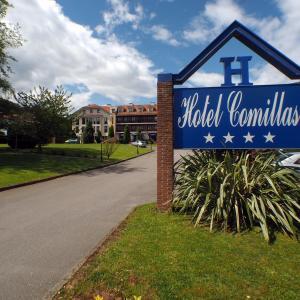 Hotel Pictures: Hotel Comillas, Comillas