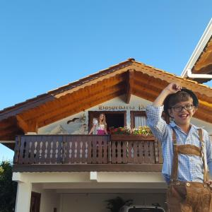 Hotel Pictures: Hospedaria Pattis, Treze Tílias