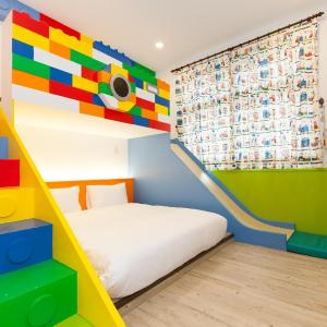 Hotellikuvia: Dream Out of Eggs and Children, Hualien