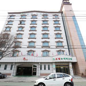 Fotografie hotelů: Hotel New Evergreen, Mokpo