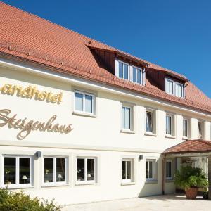 Hotel Pictures: Landhotel Steigenhaus, Untermünkheim