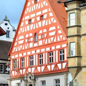 Hotelbilleder: Hotel Alte Vogtei, Wolframs-Eschenbach