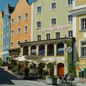 Zdjęcia hotelu: Hotel Stiegenwirt, Schärding