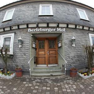 Hotelbilleder: Berleburger Hof, Bad Berleburg
