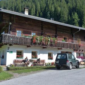 Zdjęcia hotelu: Bauernhof Untergrafer, Innervillgraten