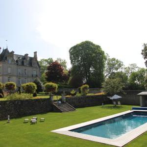 Hotel Pictures: Chateau d'Argouges, Mosles