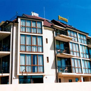 Fotografie hotelů: Hotel Black Sea Dreams, Nesebar