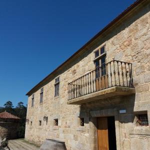 Hotel Pictures: Hostel Monasterio de Moraime, Moraime