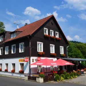 Hotel Pictures: Penzion v Infocentru, Srbská Kamenice