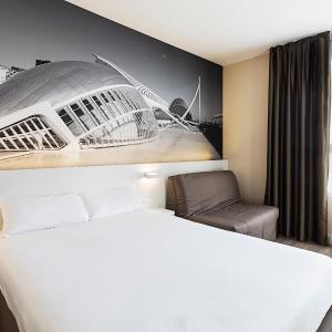 Hotel Pictures: B&B Hotel Valencia Ciudad de las Ciencias, Valencia