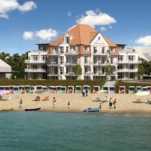 Hotelbilleder: Apartments Wyk auf Föhr - Schloss am Meer, Wyk auf Föhr