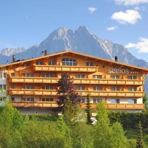Zdjęcia hotelu: Hotel Seelos, Seefeld in Tirol