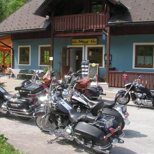 Foto Hotel: Camping und Chalet Saggraben, Palfau